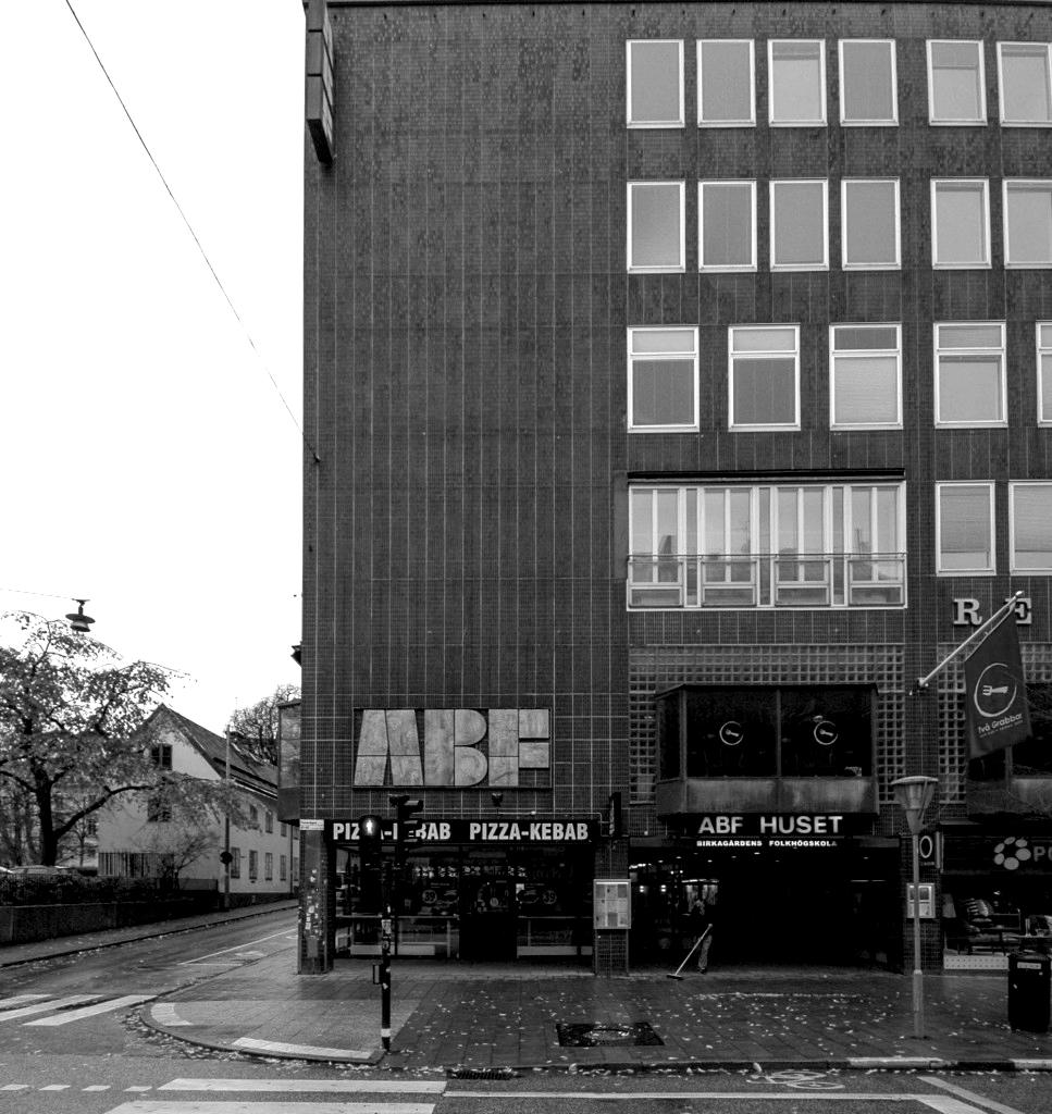 ABF Huset — Zimdal 1961