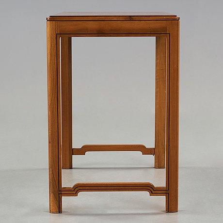 Konsolbord — Ahrbom & Zimdal 1932