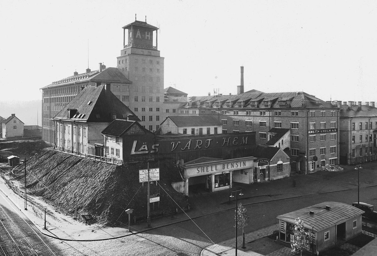 Ringvägen 1929