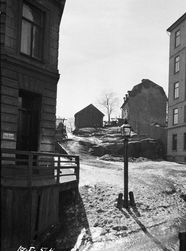 Blekingegatan 1906