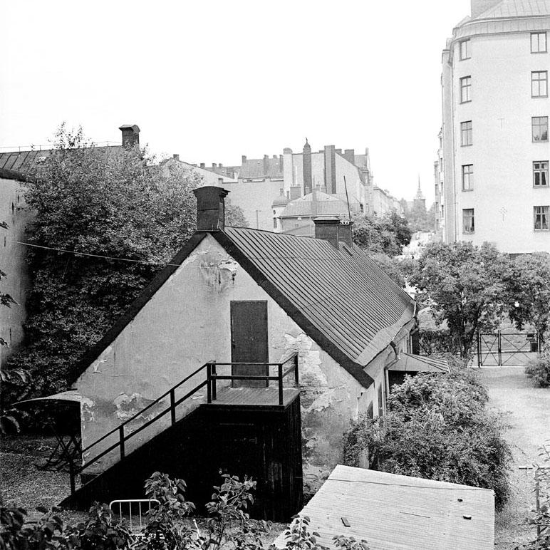 Blekingegatan 1957