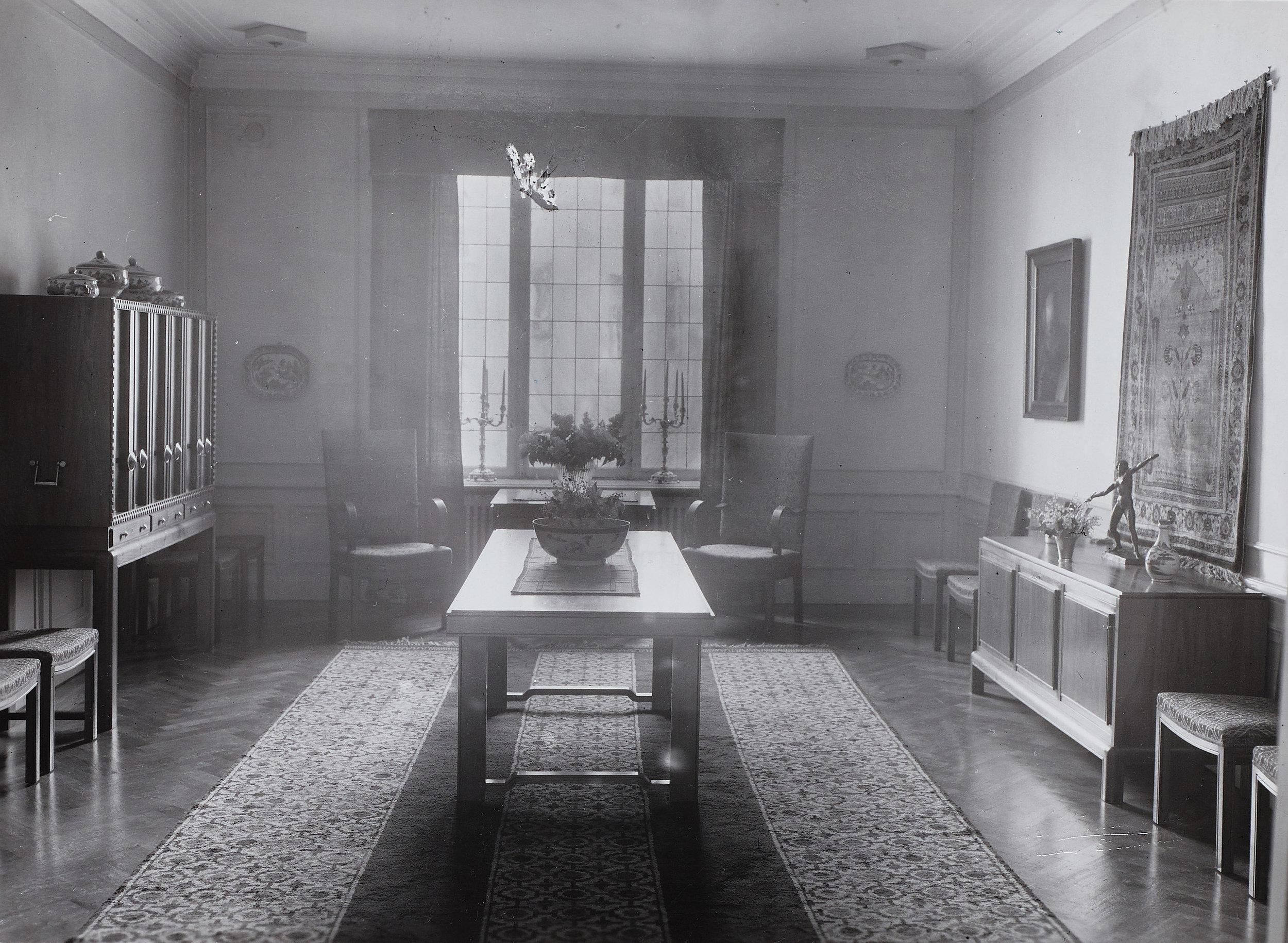 Sideboard — Ahrbom & Zimdal 1932