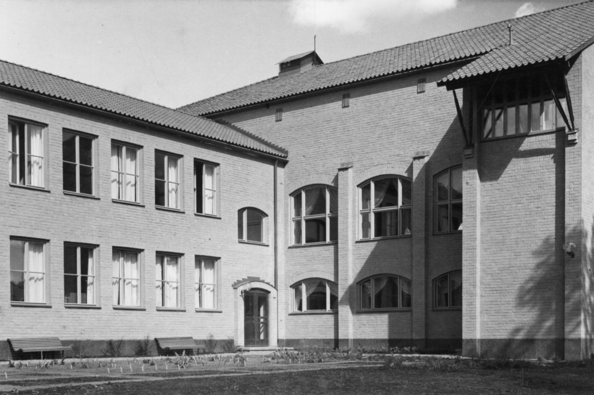 Motala Läroverk — 1943