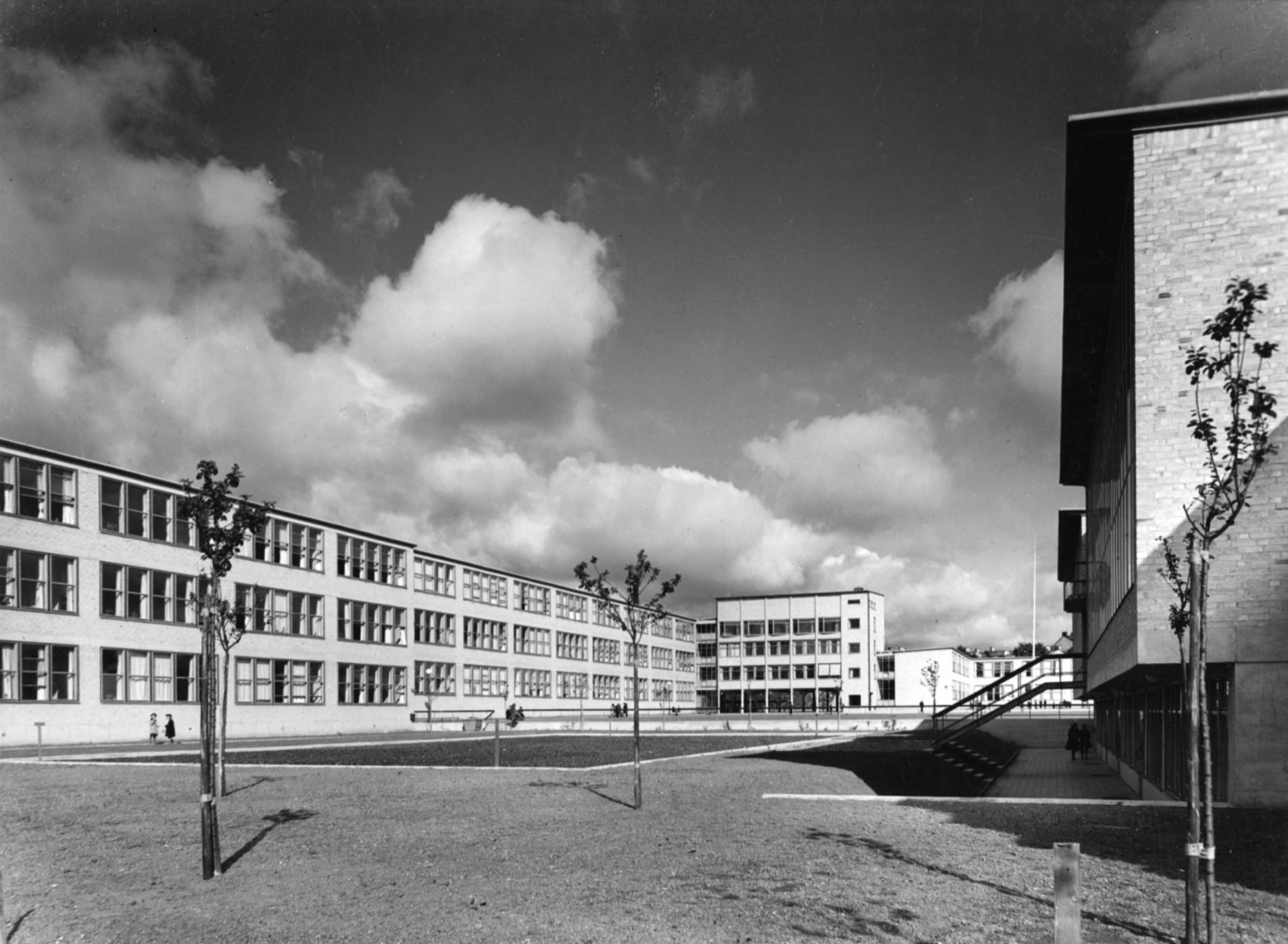 Eriksdalsskolan — 1937