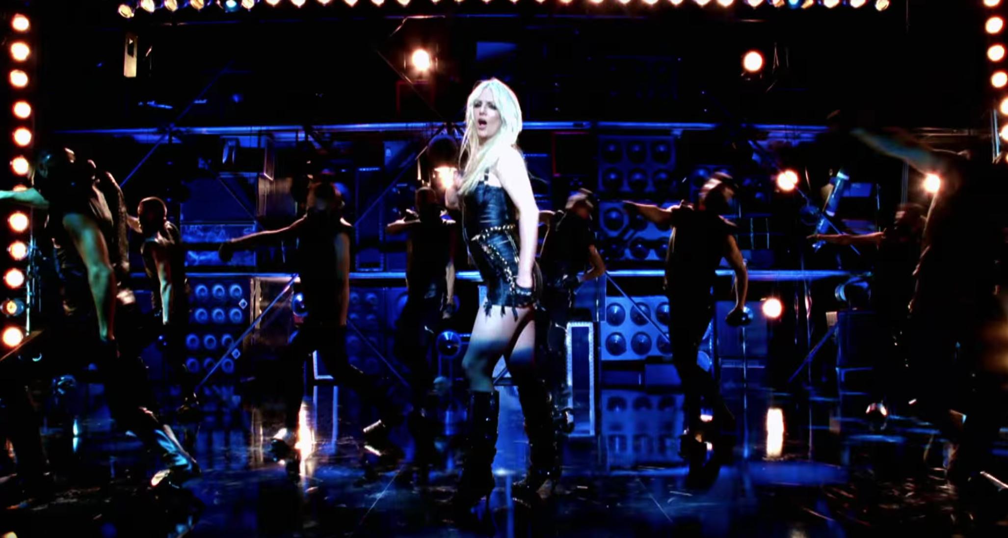 Britney Spears de vuelta a la elite
