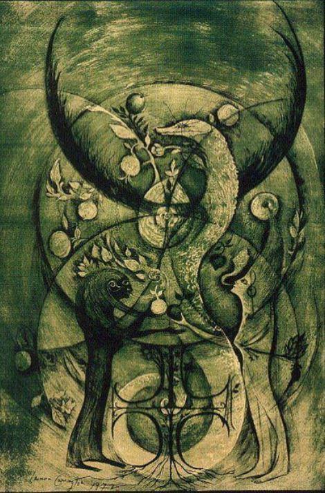 Mujeres concienci a, 1973. Leonora Carrington