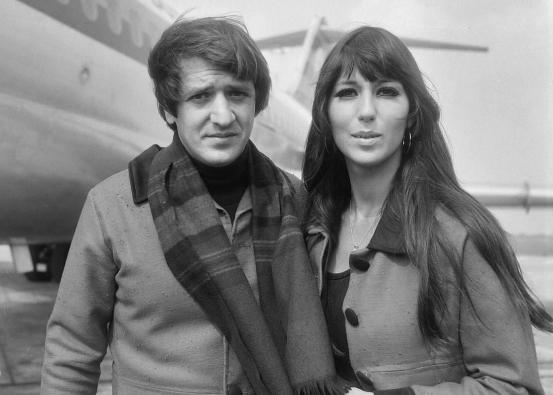 Sonny Bono y Cher