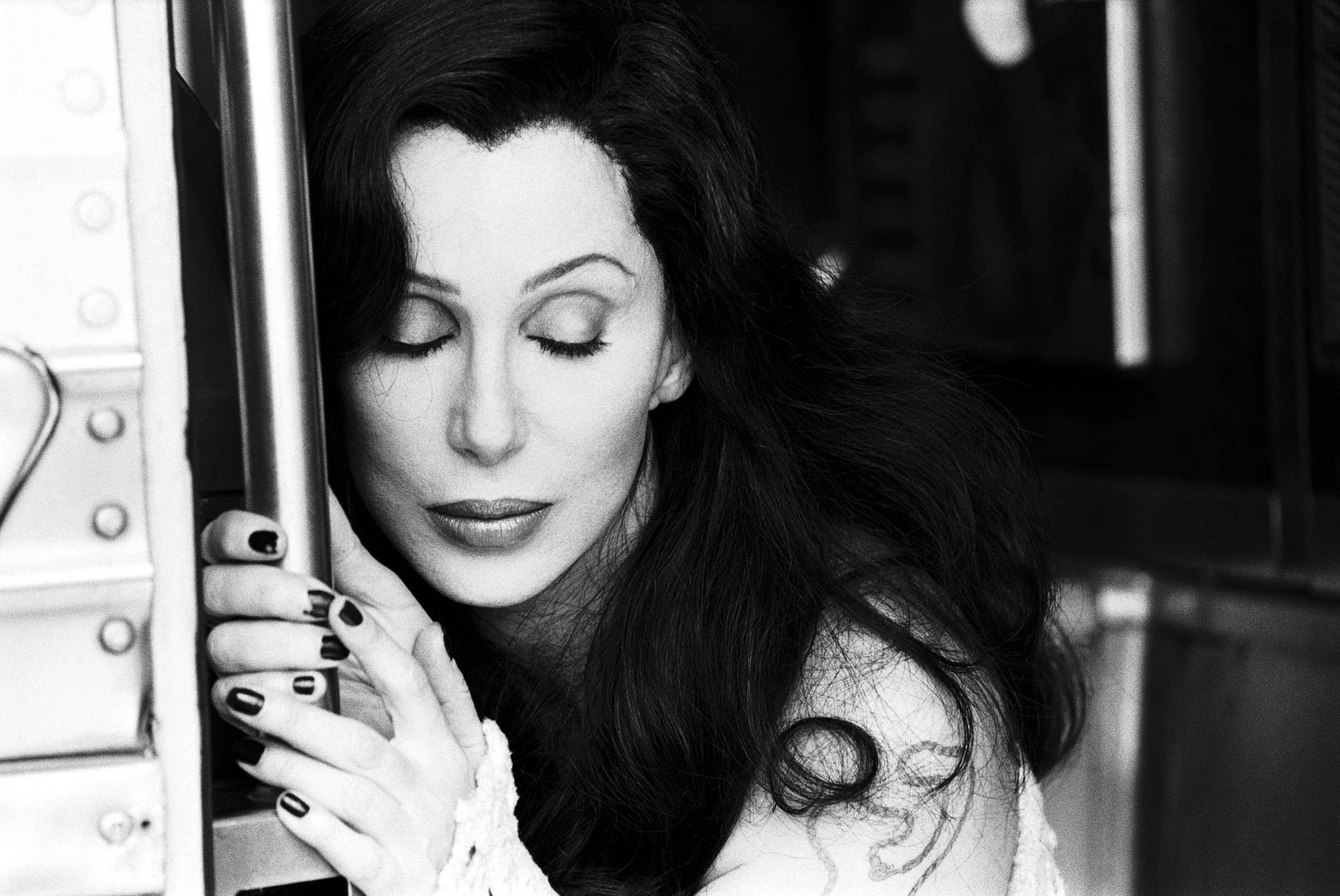 """Cher en """"Walking in Memphis"""""""