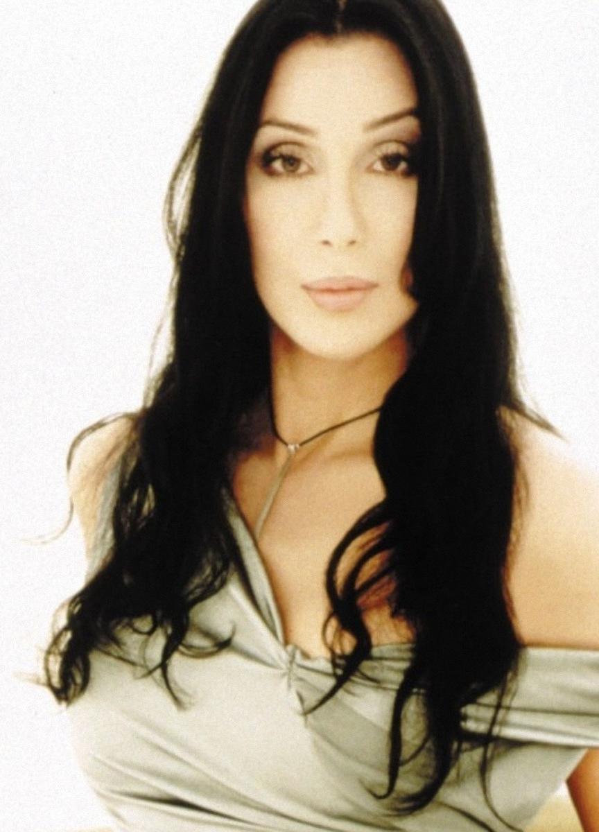 Cher en el arte de  Believe
