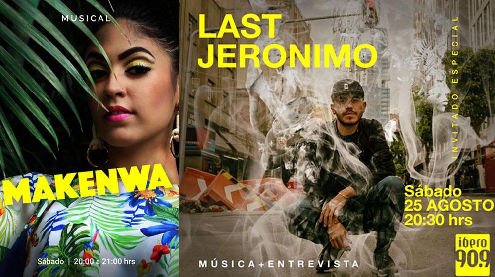 Makenwa y Last Jeronimo