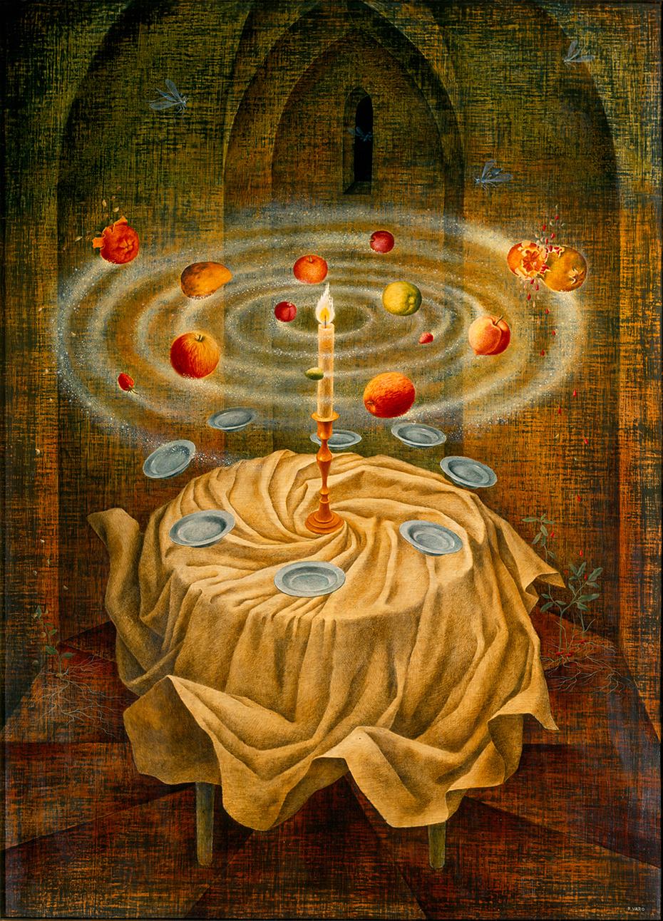 El último cuadro que pintó Remedios Varo — IBERO 90.9