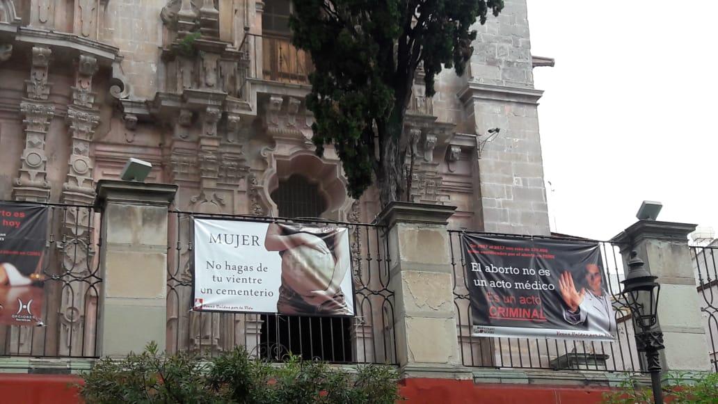 Foto Iglesia Oratorio de San Felipe Neri, Guanajuato, Capital. 28 de Octubre del 2018