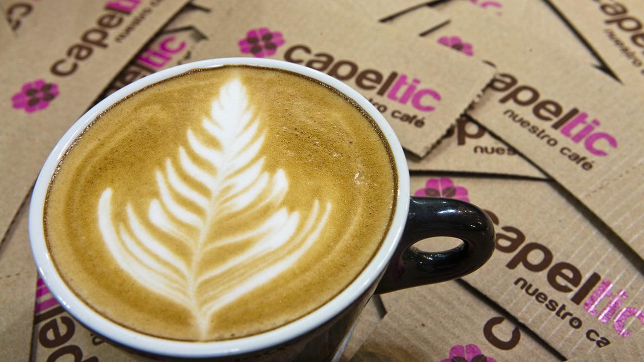 Capeltic café