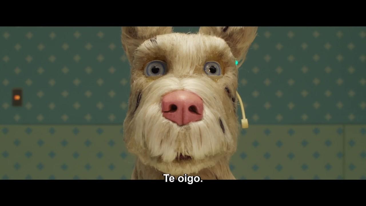 Escena de la película Isla de Perros de Wes Anderson.