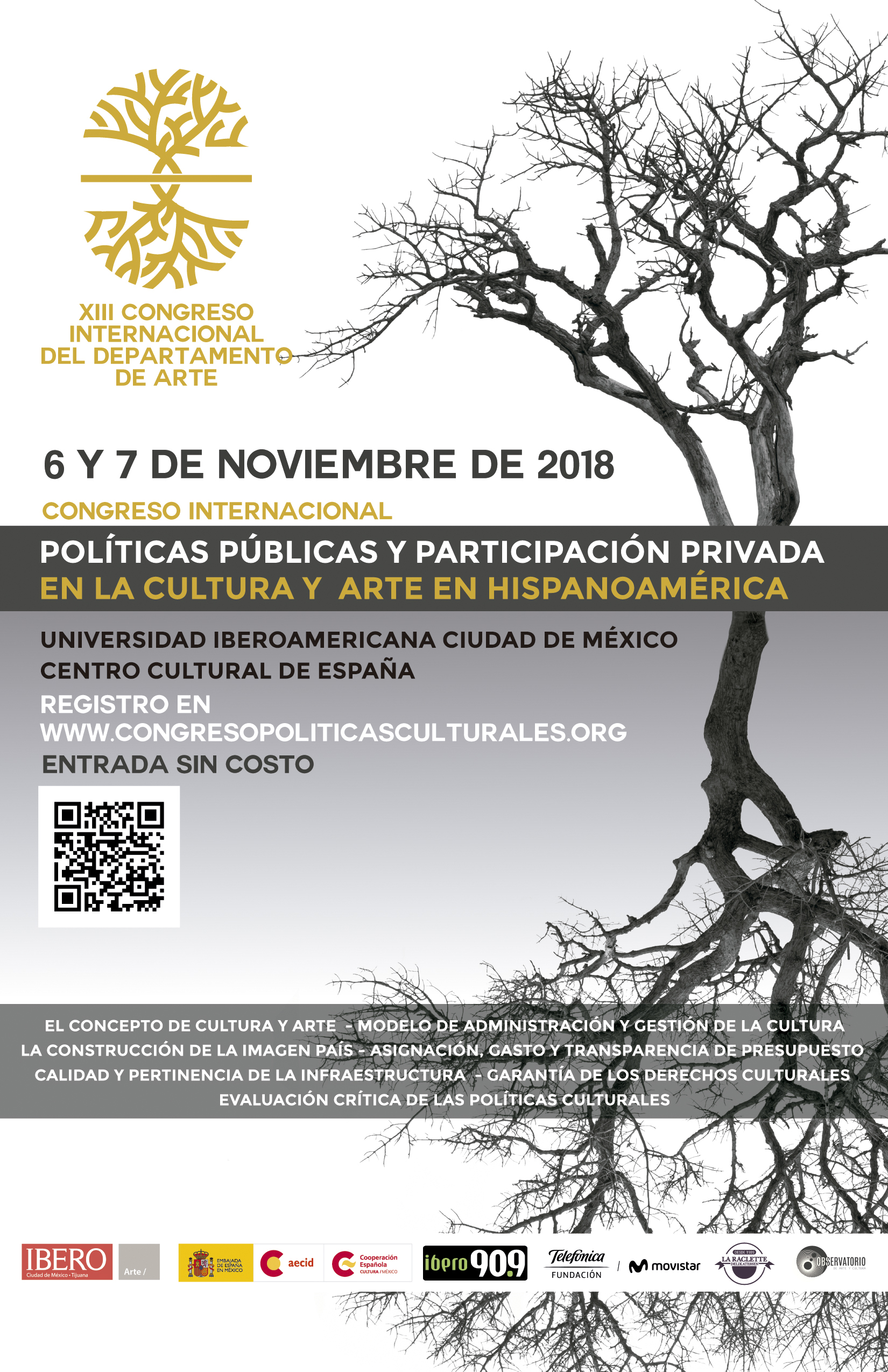 Congreso internacional políticas publicas y participacion  privada en la cultura y el arte de hispanoamérica.jpg