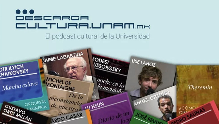 Descarga Cultural, escucha, audiolibro
