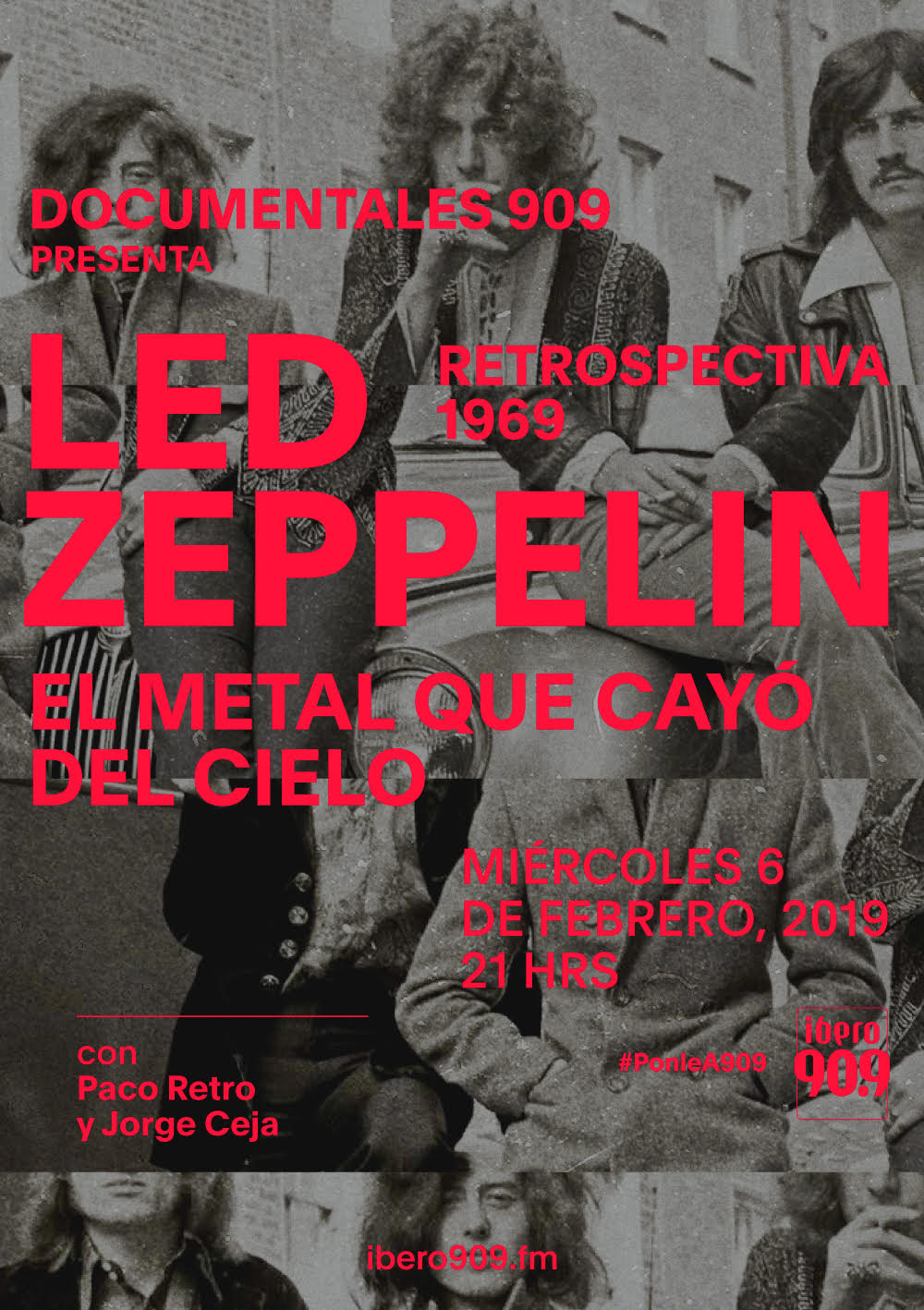 LED ZEPELLIN DOCUMENTAL IBERO 90.9