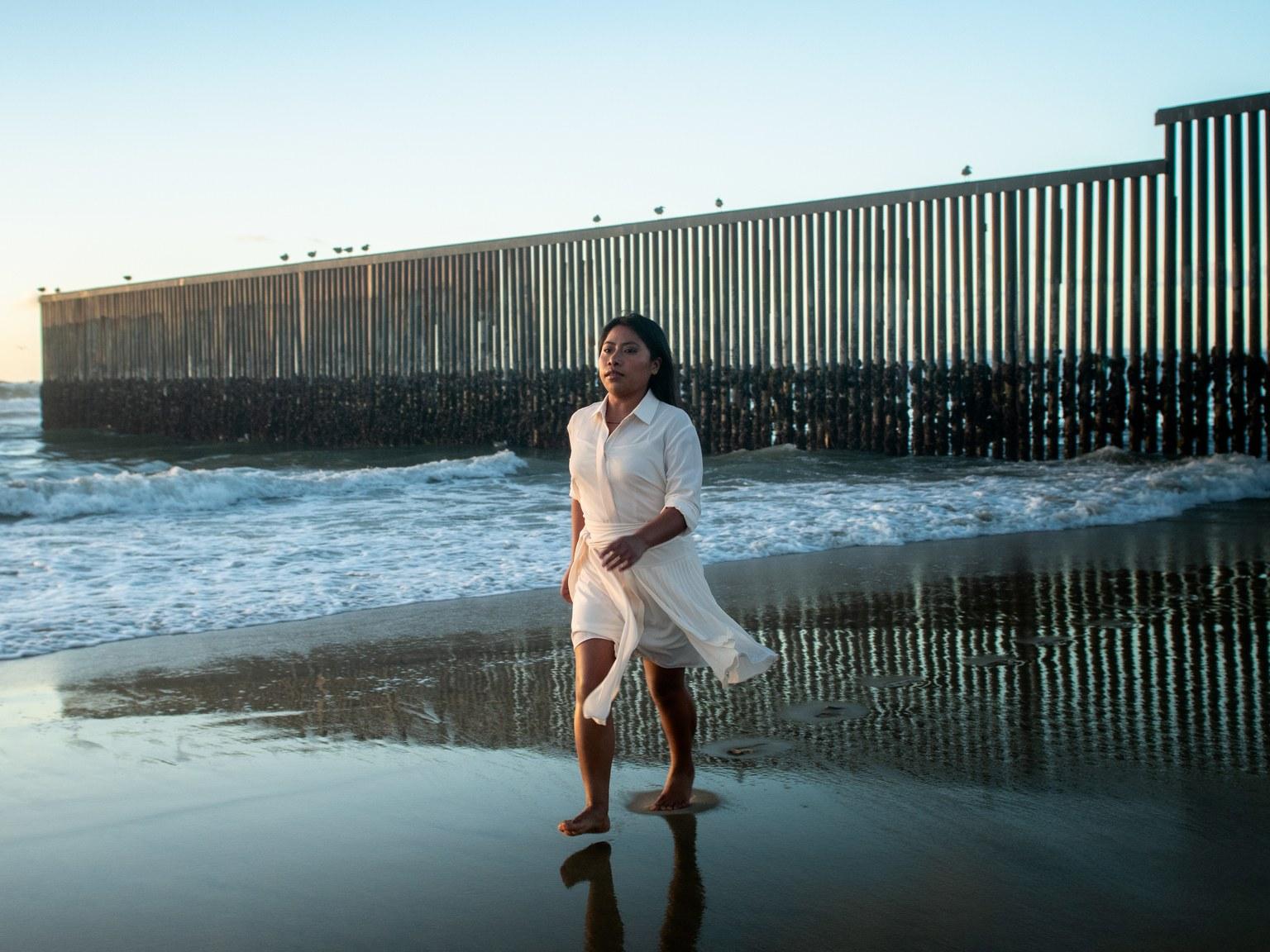 Yalitza Aparicio para W Magazine