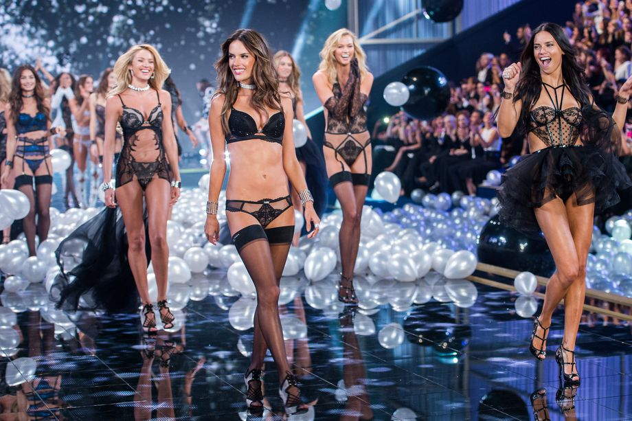 Victoria's secret Fashion Show, 2014. Foto: Getty Images