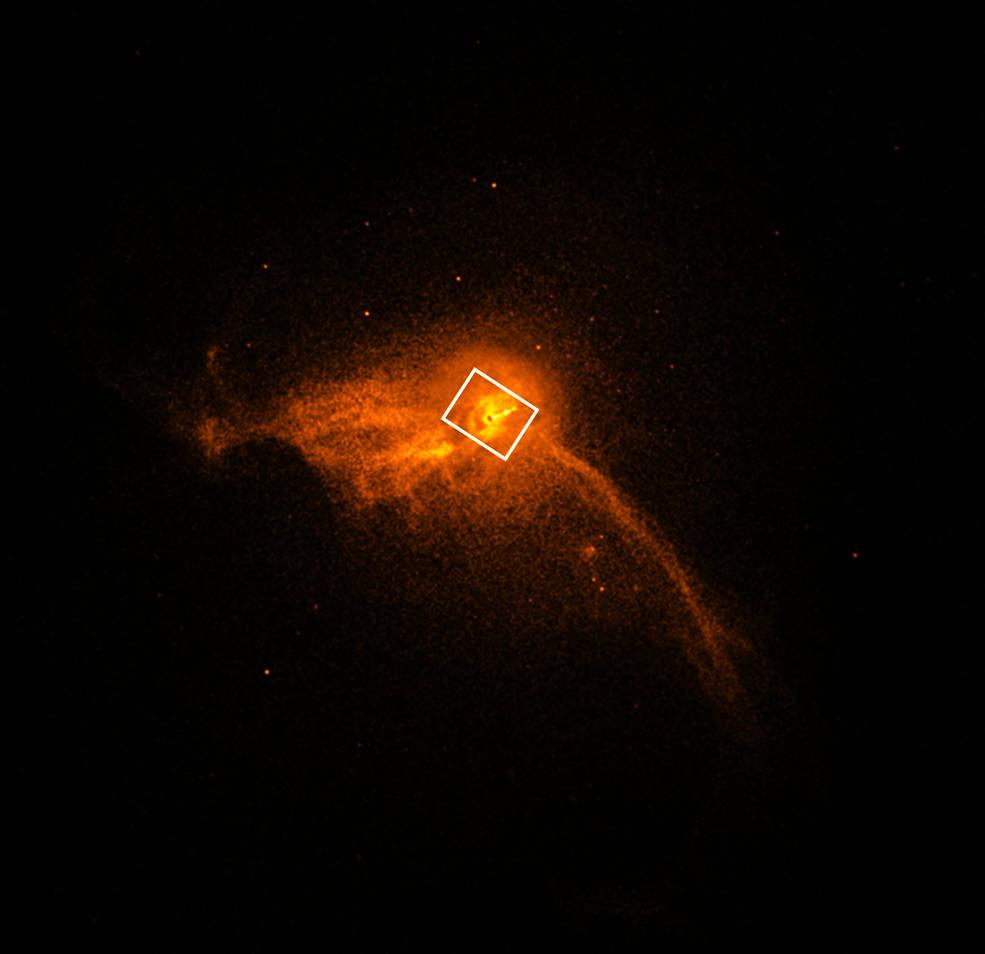 Foto vía: NASA