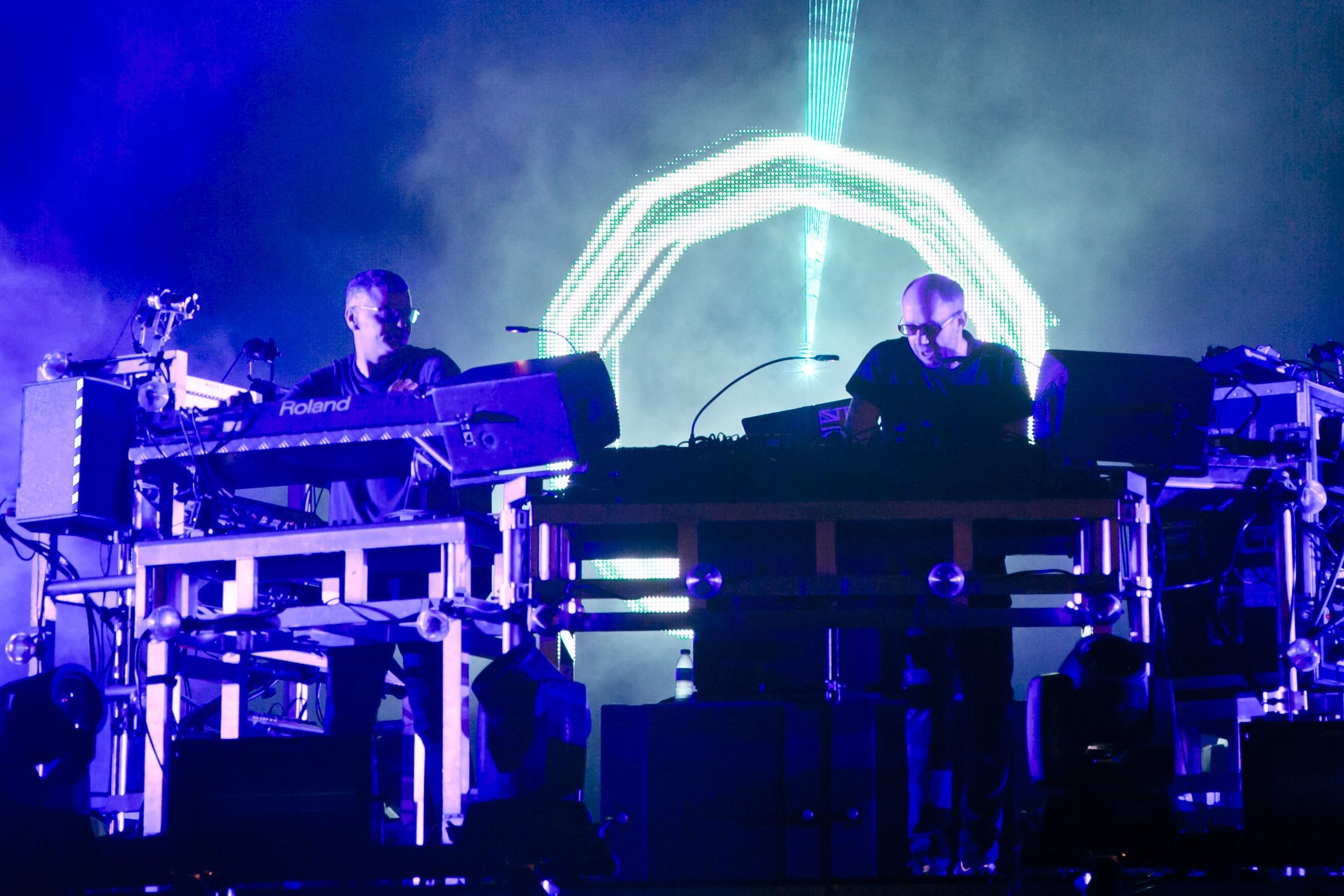 The Chemical Brothers  en vivo