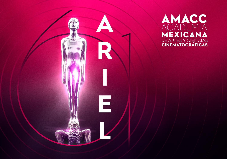 Foto vía: Academia Mexicana de Artes y Ciencias Cinematográficas