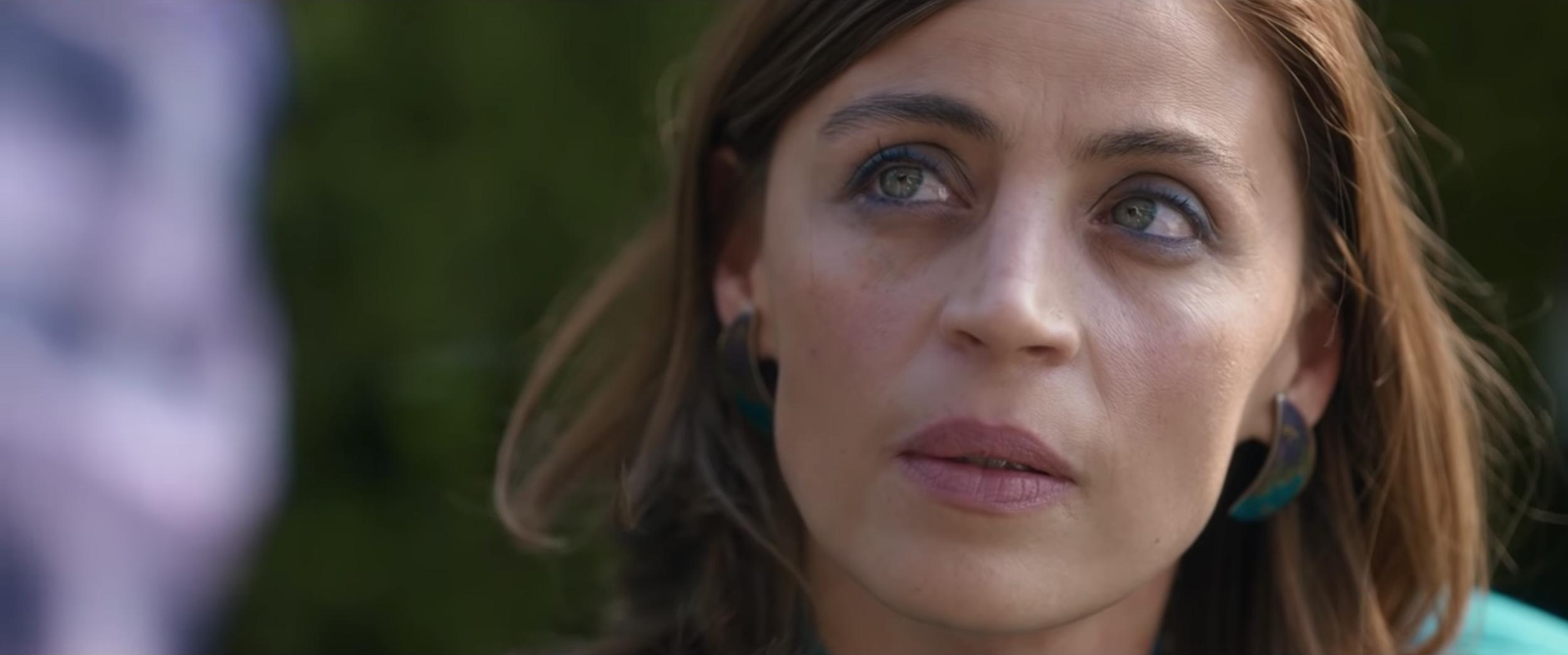 """""""Me gusta cuando alguien opina distinto a la mayoría y alza su voz, entonces, si contagio este tipo de espíritu me siento afortunada"""": Ilse Salas, ganadora del Ariel 2019 como mejor actriz."""