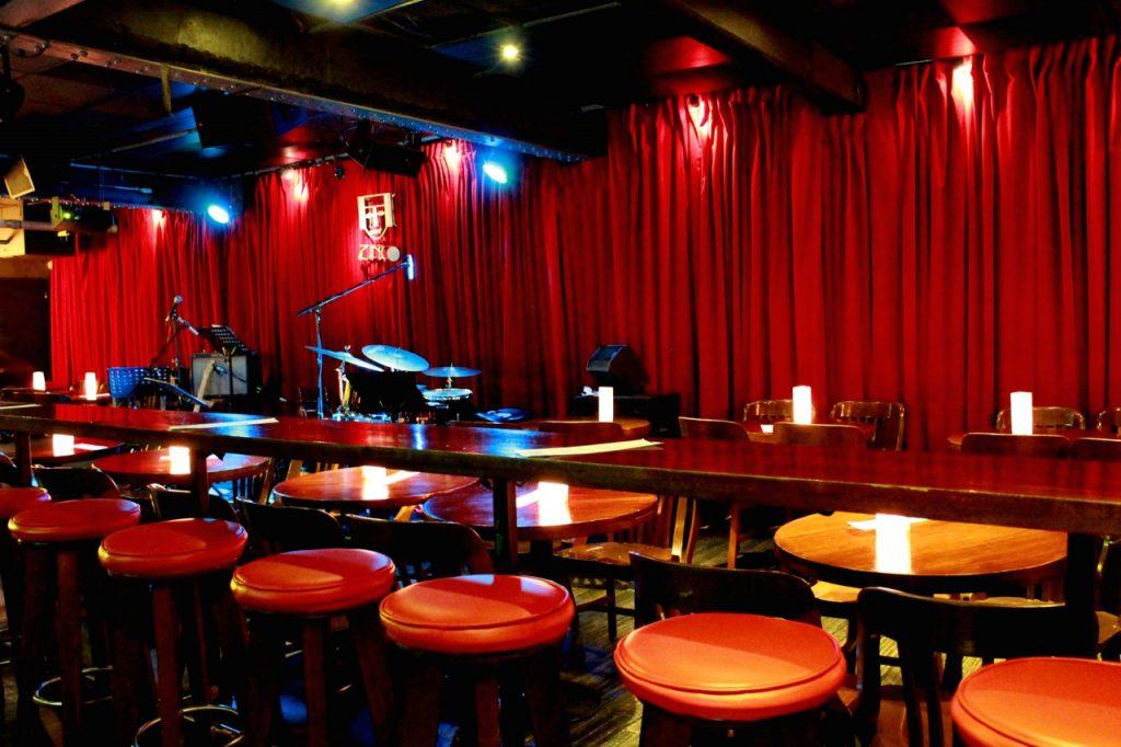Zinco Jazz Club.