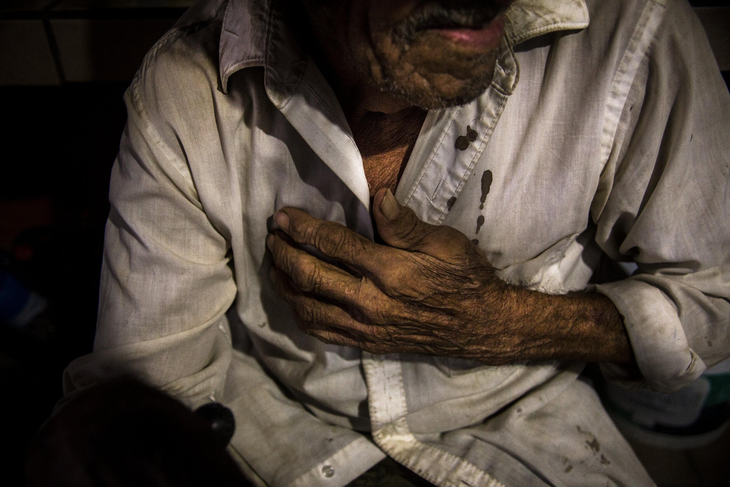 ©  Yael Martínez,  The House That Bleeds / World Press Photo 2019.