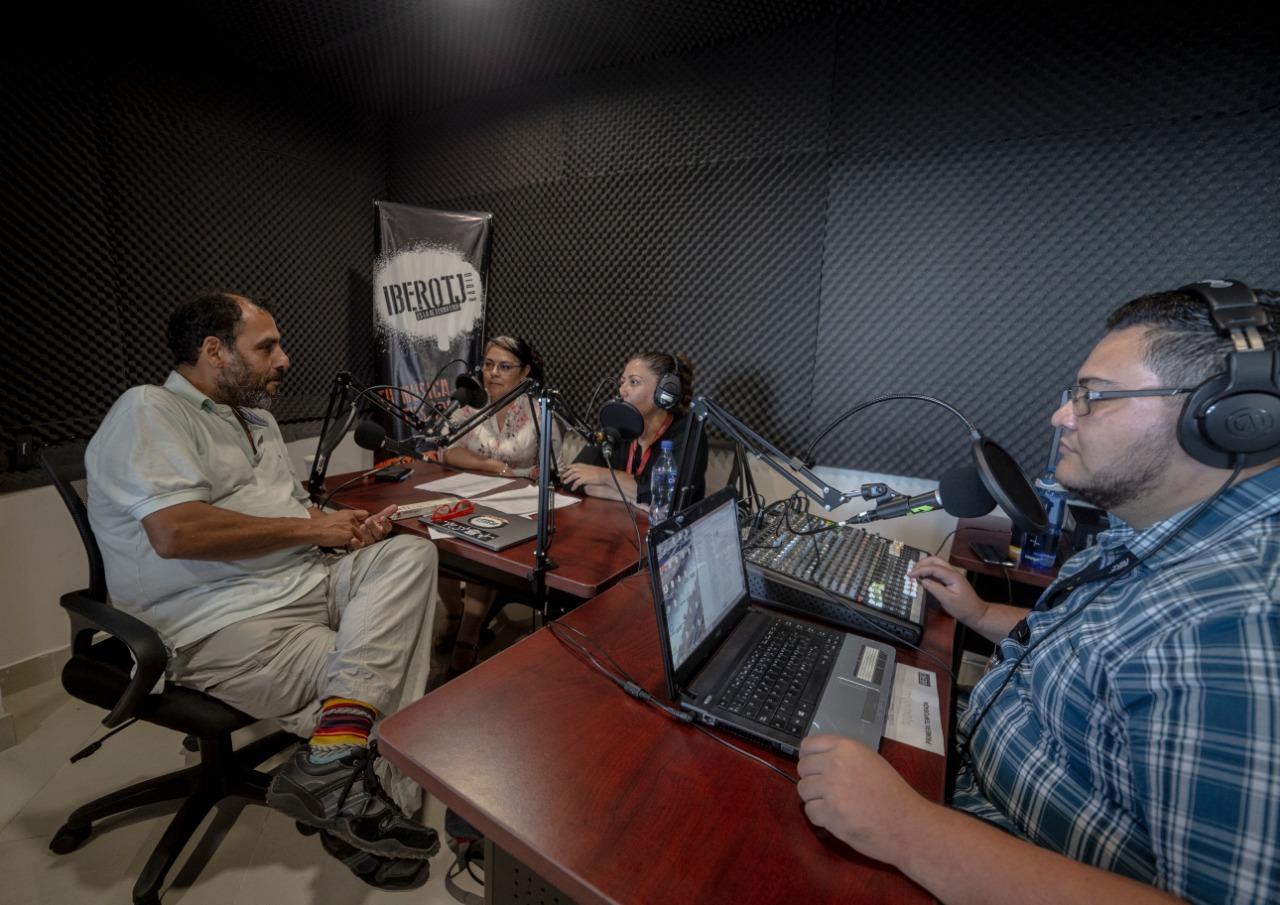 Ibero Tijuana Radio. Imagen: Cortesía.