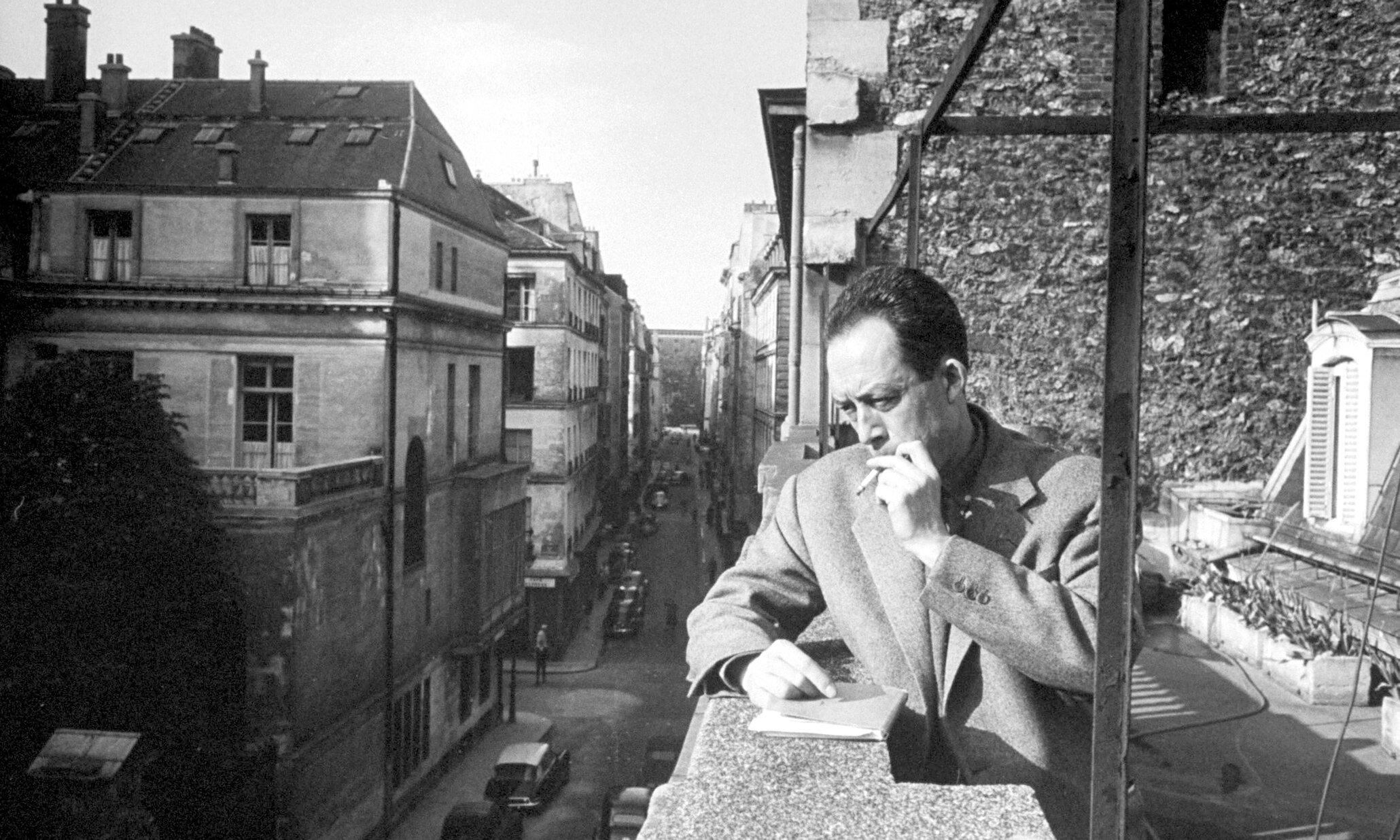 """Albert Camus en 9 frases: """"Donde no hay esperanza, debemos ..."""