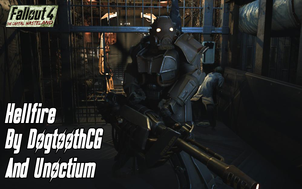 Enclave Hellfire Power Armor coming to a Nexus near you!