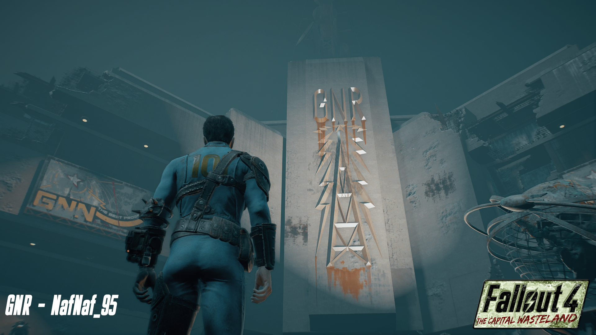 """One ain't enough and two is too low..."" - Three Dog"
