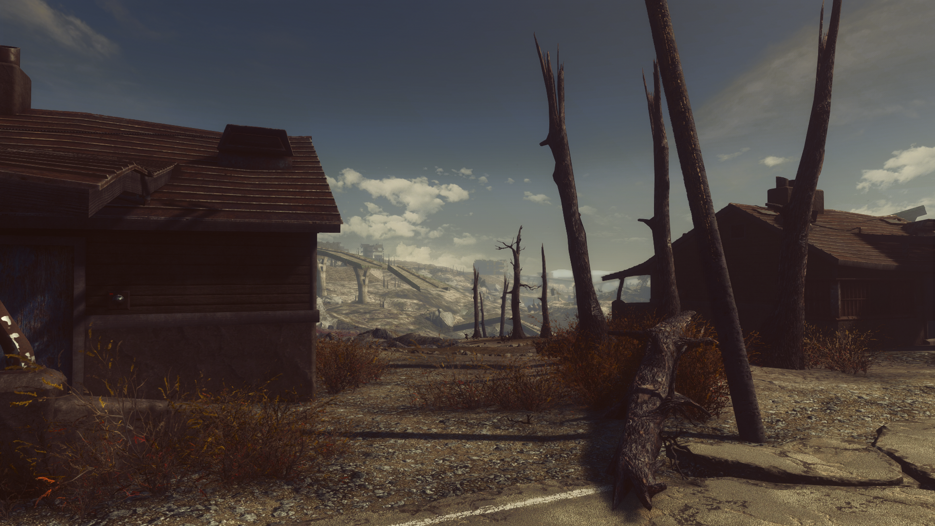 A View of The Wasteland