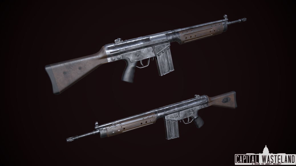 R91 Assault Rifle Options