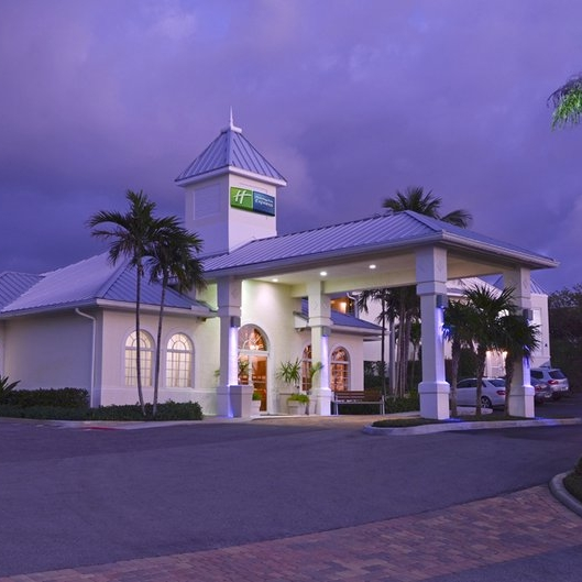 Juno Beach - Holiday Inn ExpressAddress: 13950 US Highway 1, Juno Beach, Florida 33408Phone: (561) 622-4366