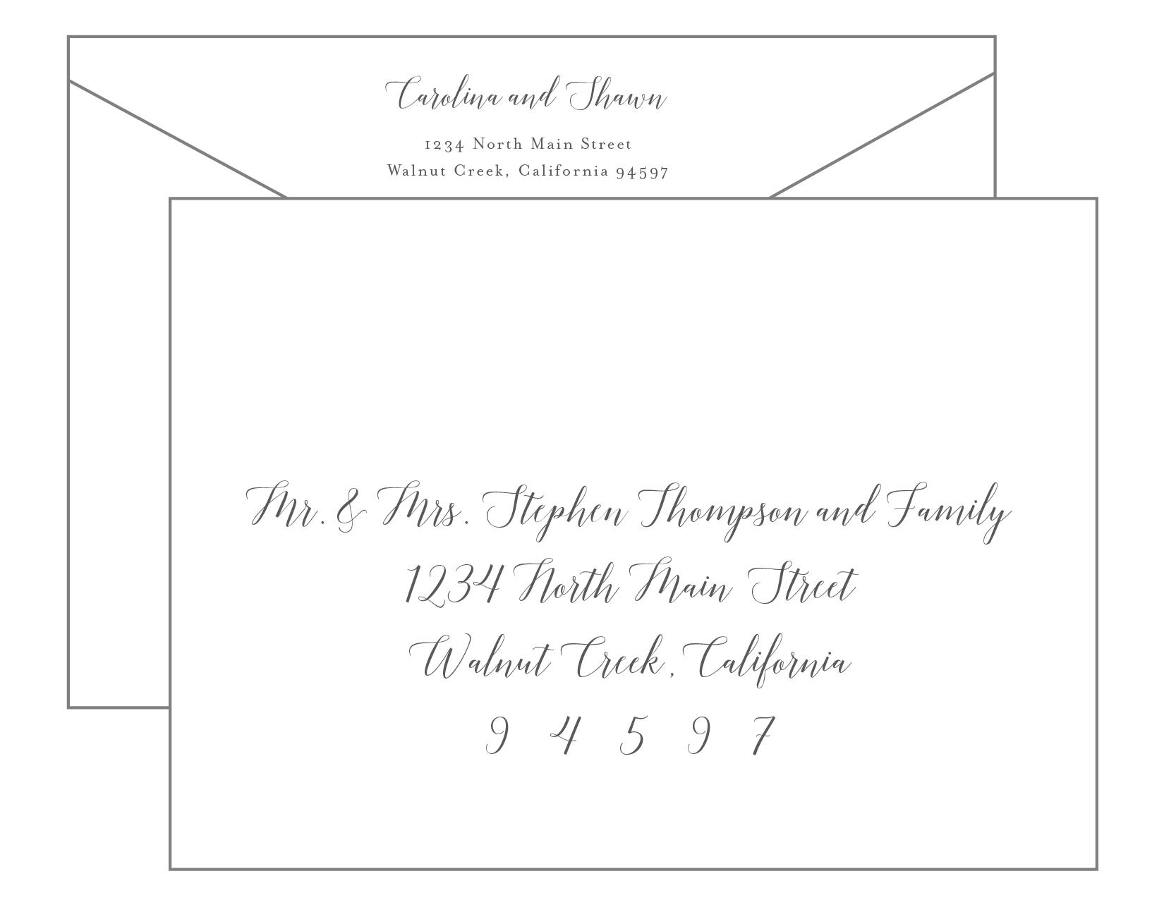 Outer Envelopes