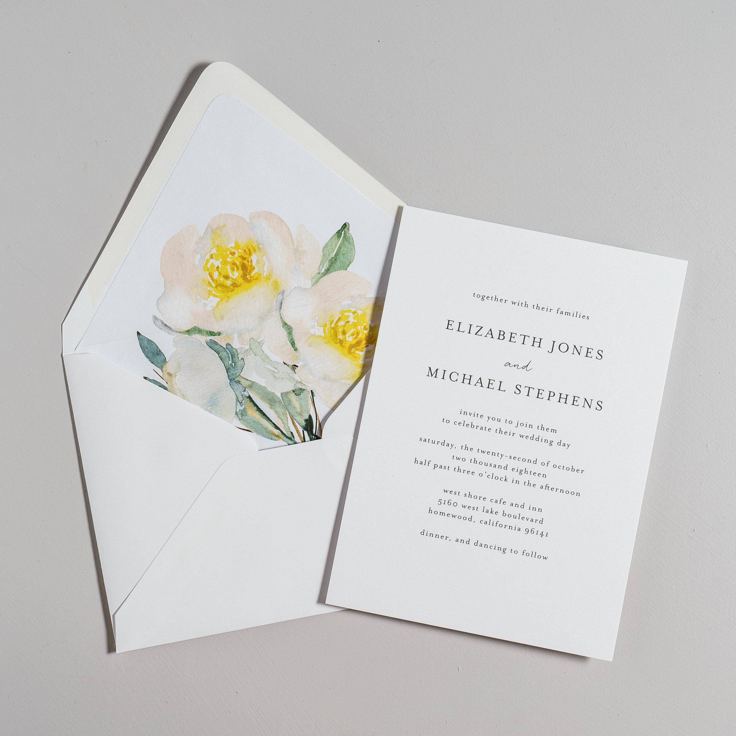 Botanical Minimalist V2 Wedding Invitations by Just Jurf-5.jpg