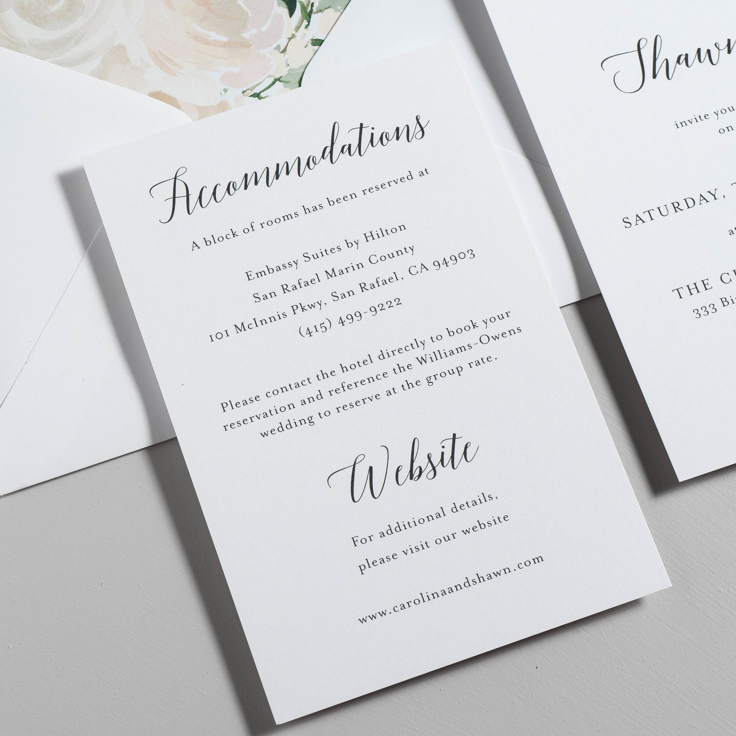 Blush Floral Calligraphy Wedding Invitations by Just Jurf-3b.jpg