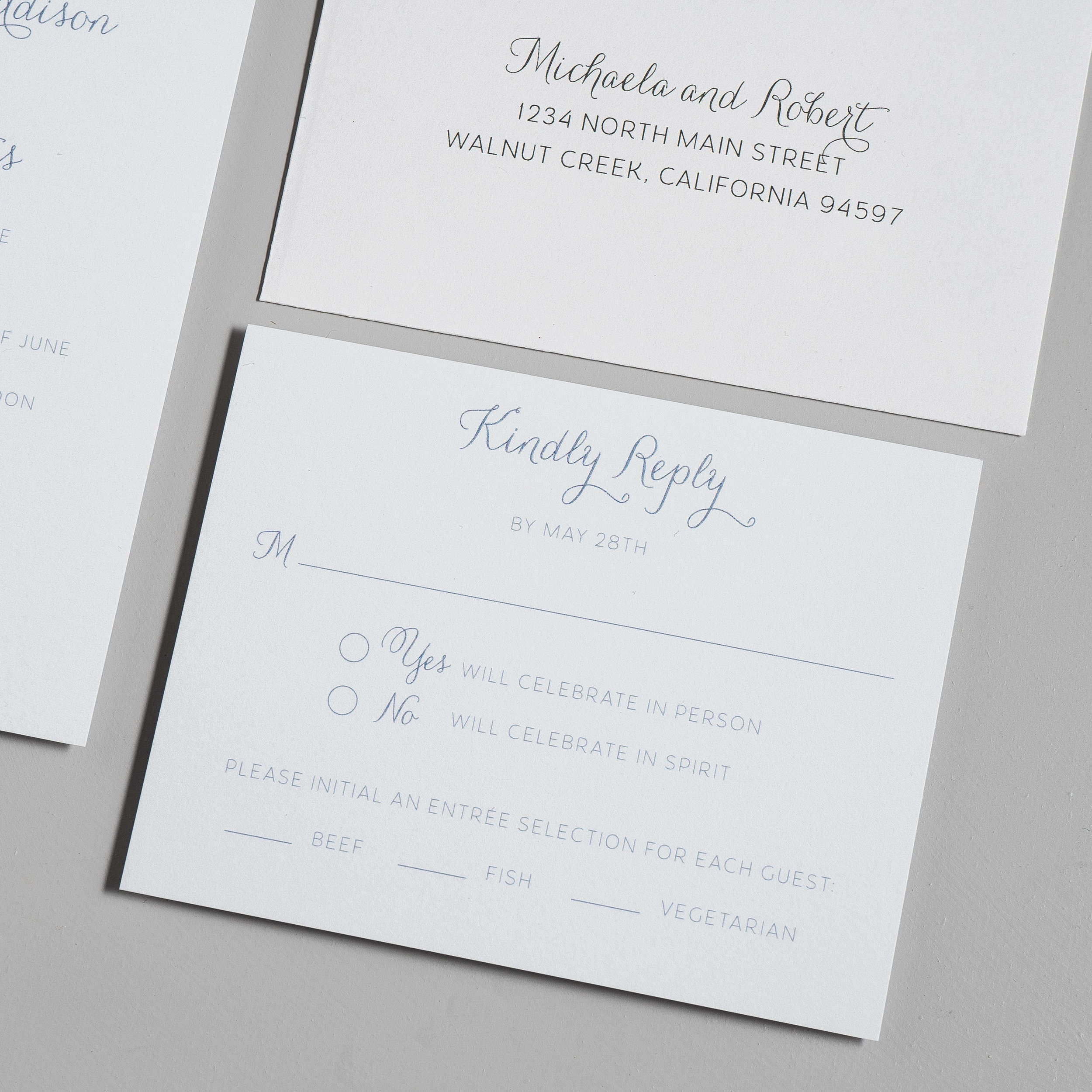 Dusty Blue Elegance V2 Wedding Invitations by Just Jurf-4a.jpg