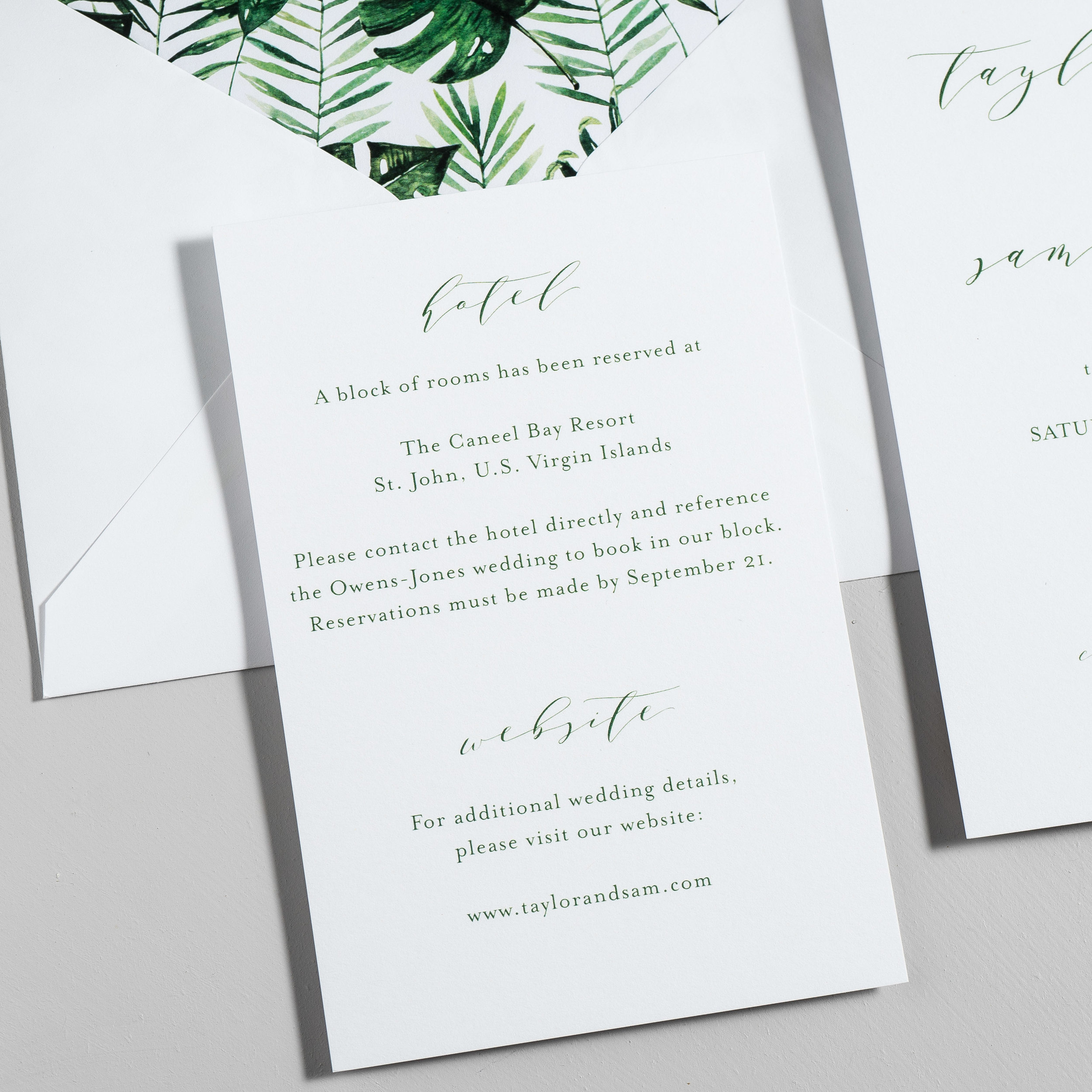 Modern Tropical Wedding Invitations by Just Jurf-3.jpg