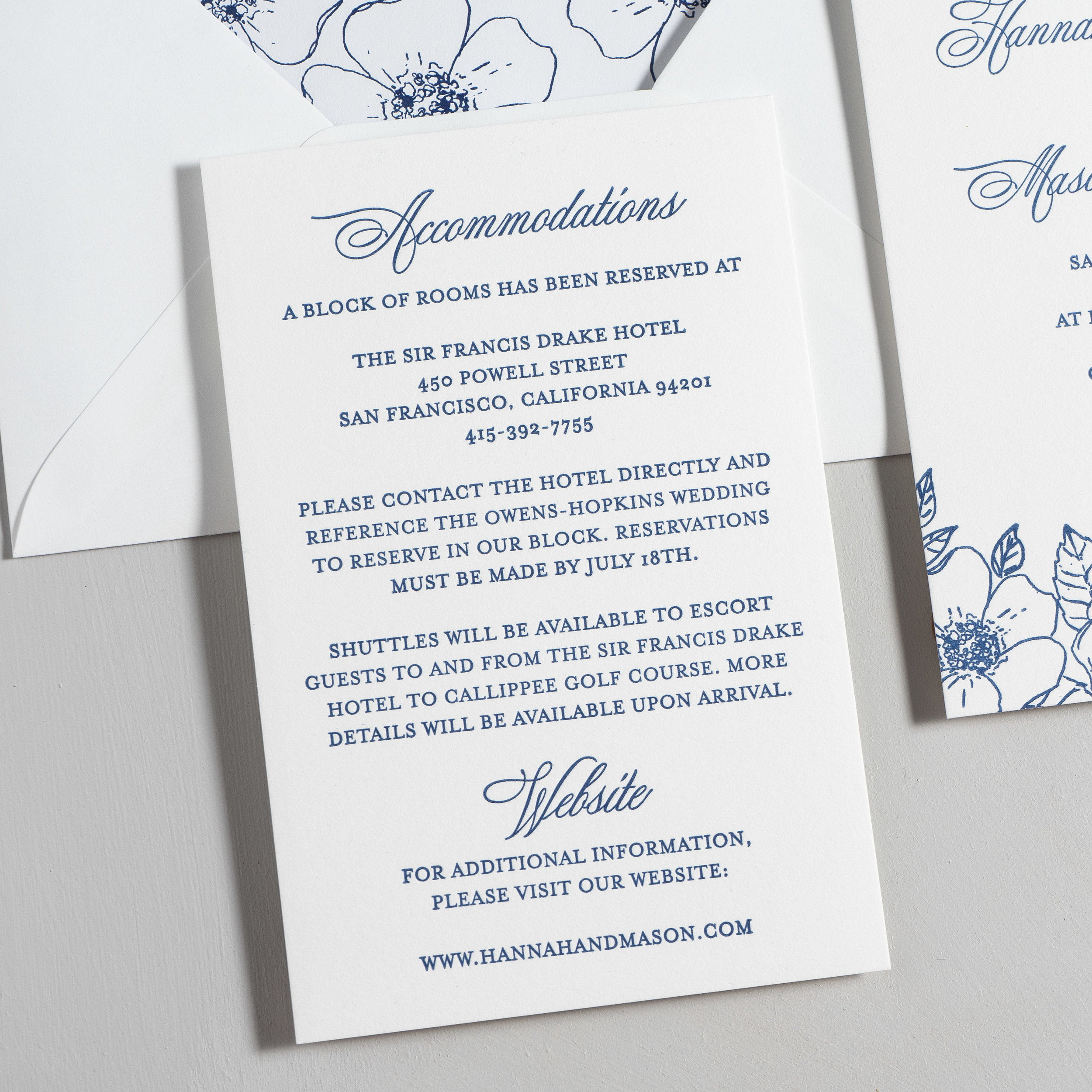 Elegant Anemone Letterpress Wedding Invitations by Just Jurf-3.jpg