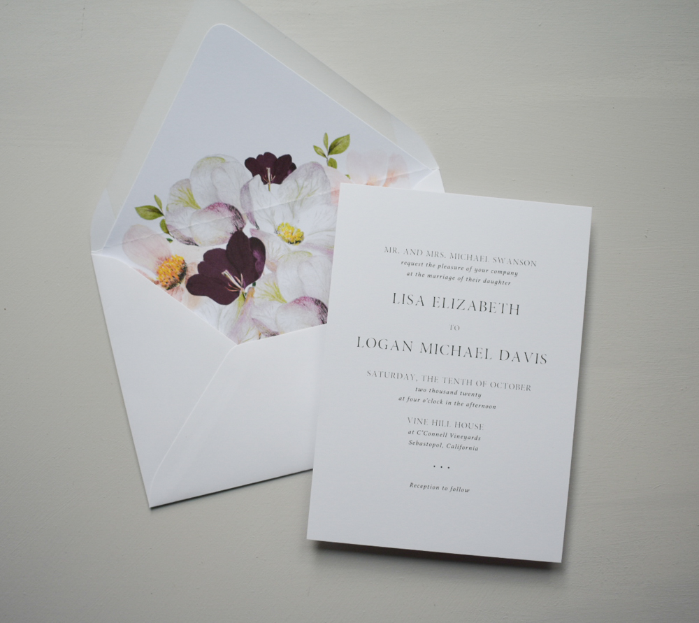 Garden Floral Wedding Invitation Suite by Just Jurf-8.jpg
