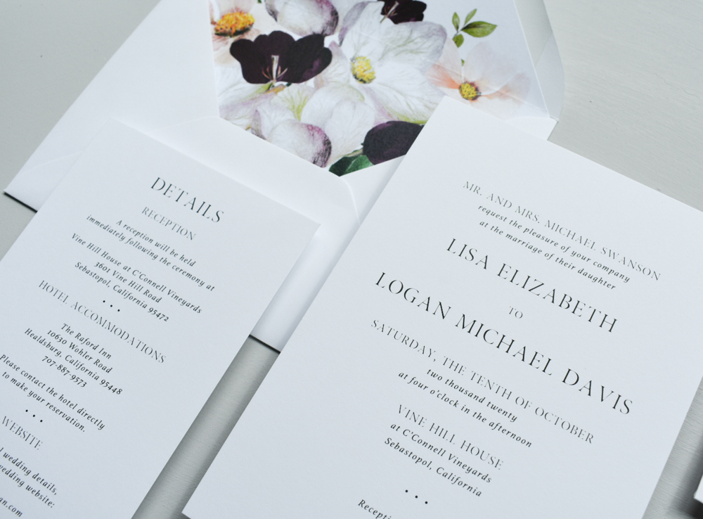 Garden Floral Wedding Invitation Suite by Just Jurf-9.jpg