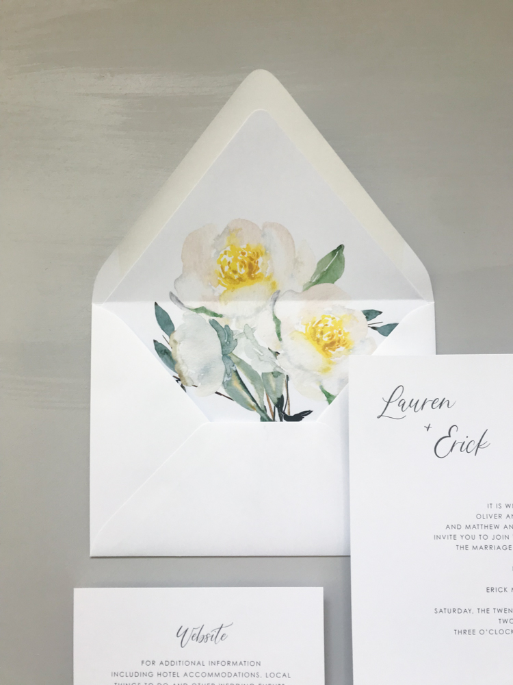 Asymmetrical Floral Wedding Invitation by Just Jurf-4.jpg