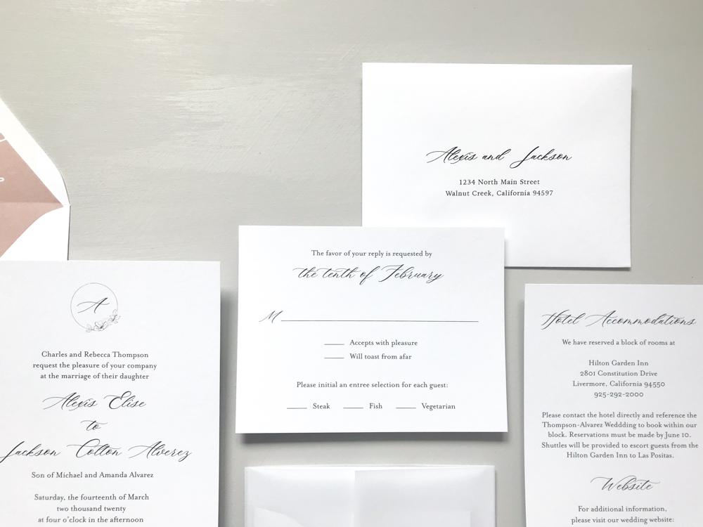 Mauve Floral Wedding Invitation Suite by Just Jurf Designs-8.jpg