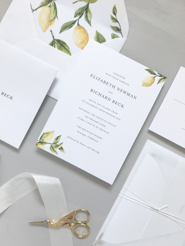 *Lemon Citrus Wedding Invitation Suite by Just Jurf-10.jpg