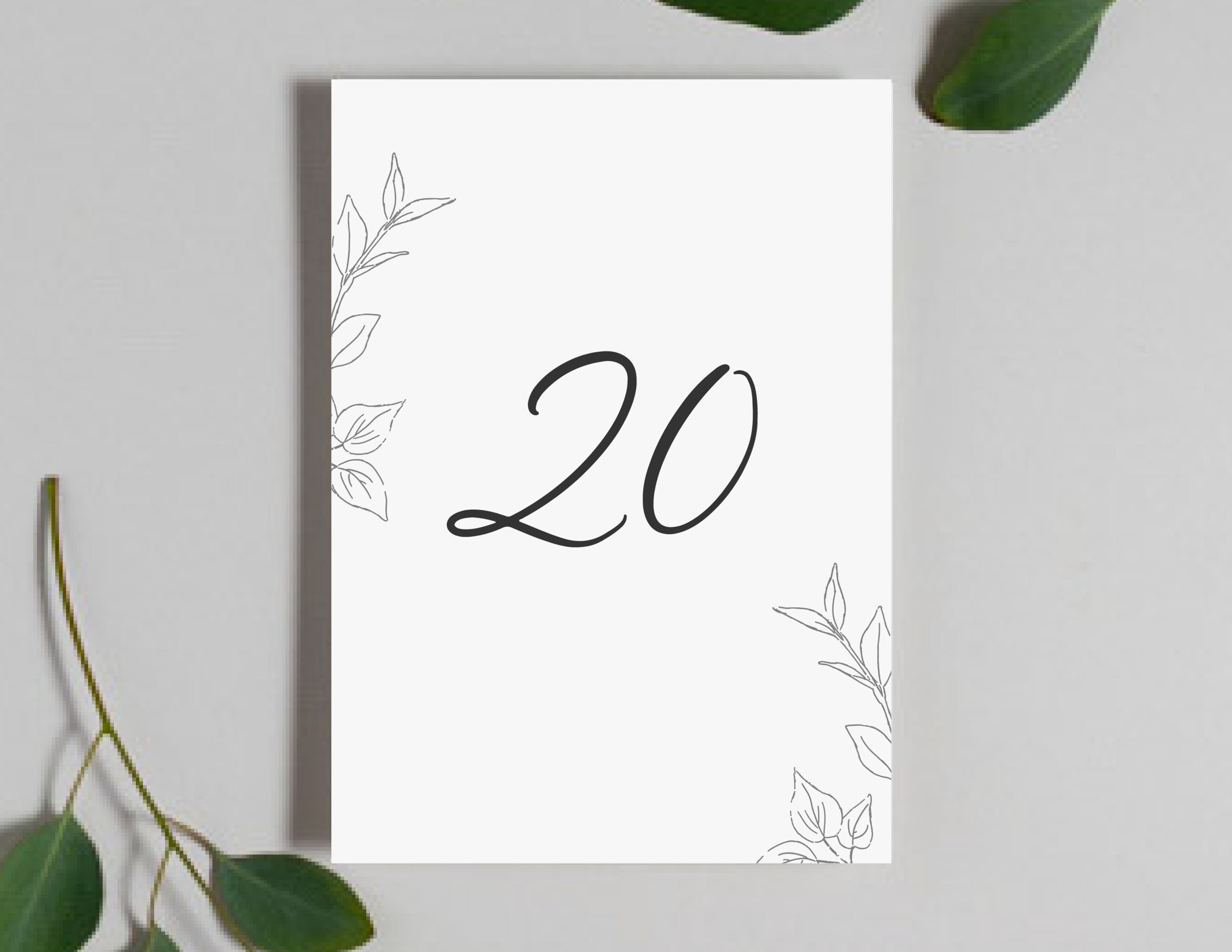 Modern Botanical Table Numbers by Just Jurf Designs-01.png