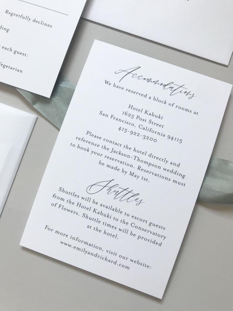 *Modern Botanical Wedding Invitation Suite by Just Jurf-2.jpg