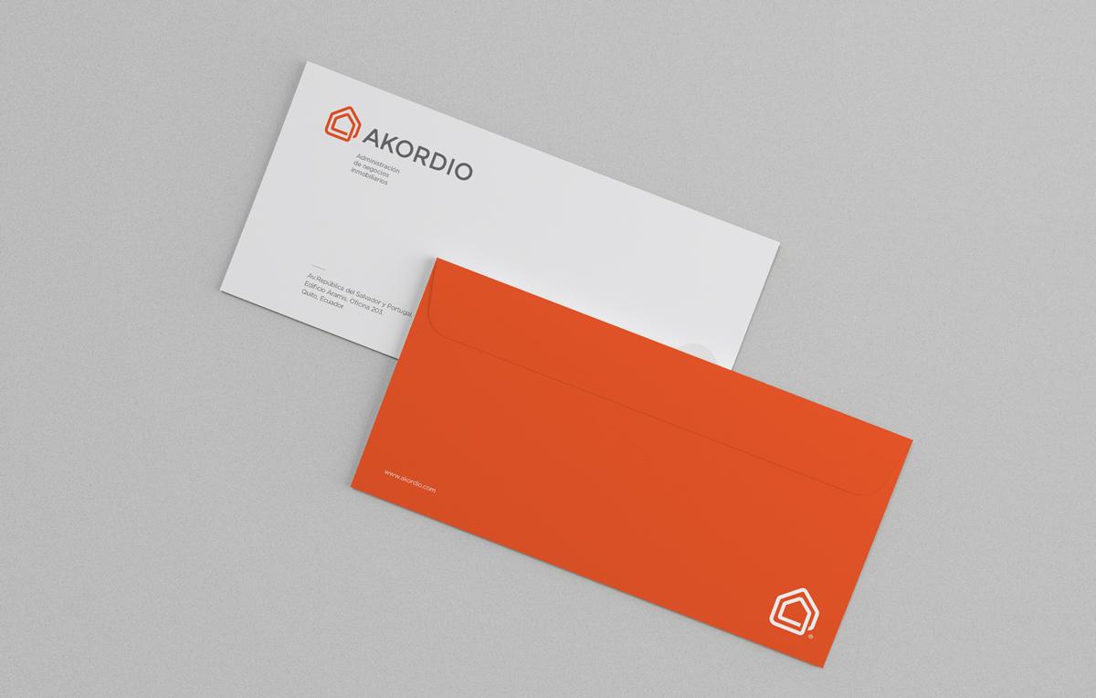 Corporate envelopes